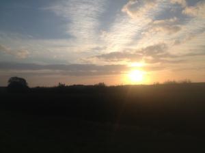 NEW 10 miler round Greatford