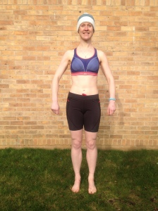 Before 66.6kg After 57.7kg Amaze balls! Leaner, lighter and hopefully therefore FASTER and less boiling hot in Costa Rica