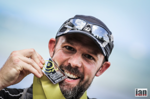The one, the only, CHRIS UNGER! This Trail Running magazine reader is officially nails - he completed all 6 days despite never running a multi-day event in his life before and only finding out he'd won the free race place in our competition in December! Big up to the man