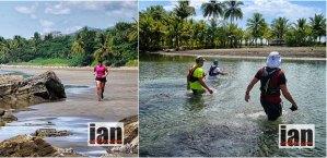 Beautiful Drake Bay, Costa Rica, care of the amazing Ian Corless