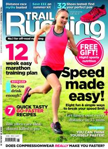 New issue of Trail Running magazine with The Coastal Challenge article inside, p48. Find your nearest shop here and subscribe here.