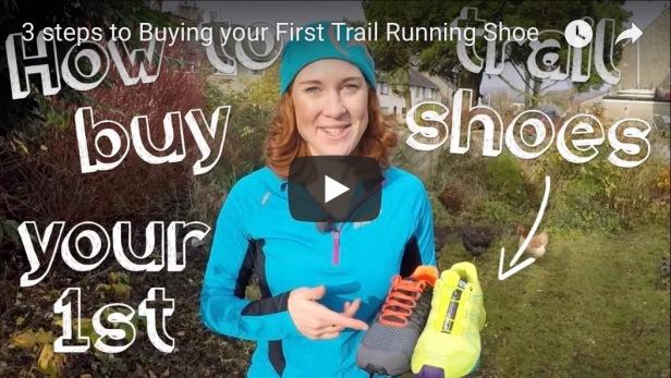 H2B 1st trail shoe