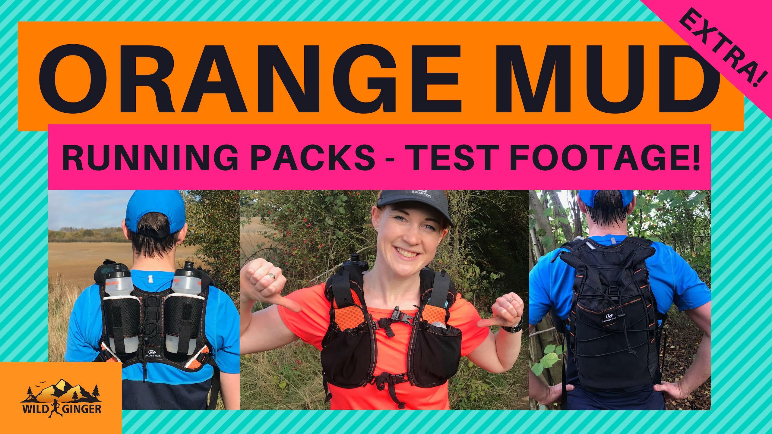 Orange Mud packs extra footage